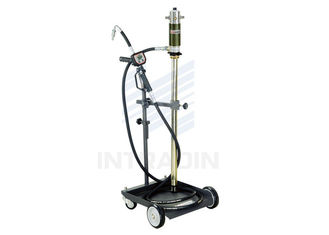 5 / 1 Mobile Oil Dispensing Kit With Mutiple Tolley Oil Drum Pumps Air Operated